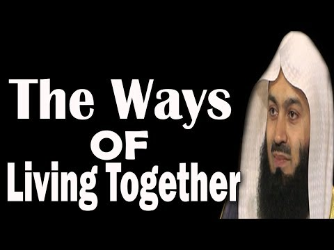 Be Respectful To Get Along With Others   Mufti Menk