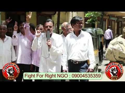 Aam Janta ki Awaaz   Fight For Right NGO   Raju Vishwakarma