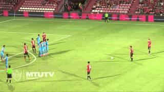 MTUTD.TV Mario Gjurovski v Samutsongkhram 1-0 Thai Premier League