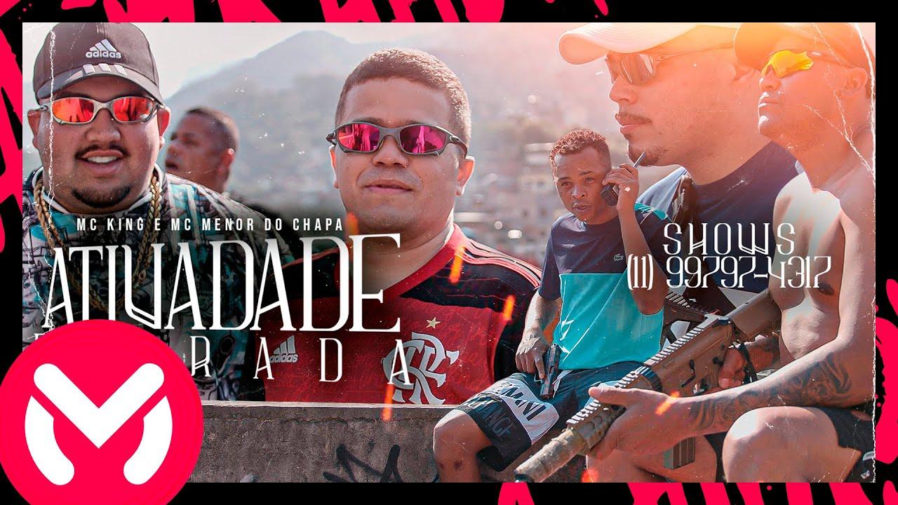 MC Menor do Chapa e MC King - Atividade Dobrada (Videoclipe Oficial) DJ WN