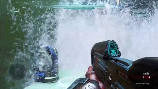 Working UnderWater Airlock tutorial for Halo 5 Forge