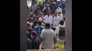 Prabhas unseen video during salaar launch