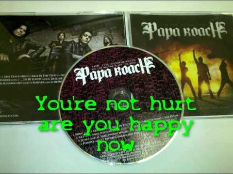 Papa Roach-Burn (Lyrics)