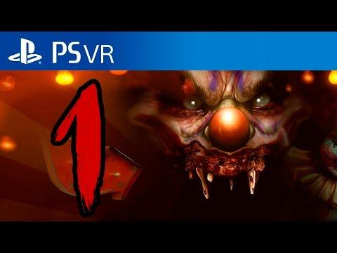 Until Dawn: Rush of Blood | Playstation VR Pro | Nivel 1