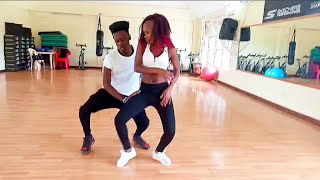 BE HAPPY_PUTZGRILLA X KRANIUM CHOREOGRAPHY BY marnuel Ft Lucee from #DanceWithKibera