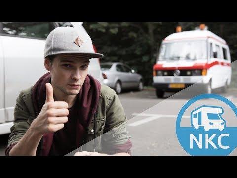 NKC TV - Busleven - Waarom je écht met de camper naar Berlijn moet
