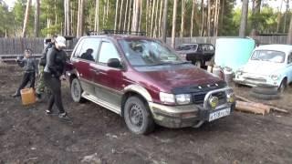 Mitsubishi RVR бензин 2.0 л ,Пробный пуск ,сделали ЭБУ.