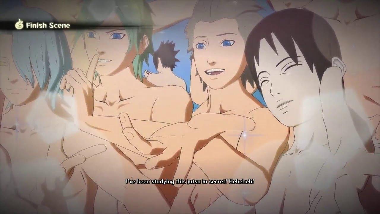 Sexy kein Jutsu Kakashi