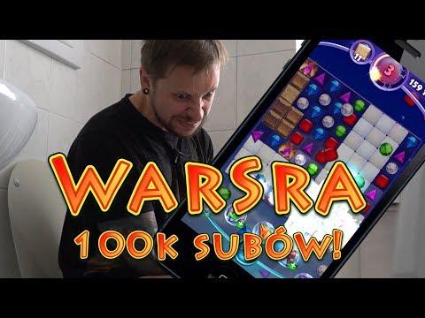 GRY Z KIBLA - BEJEWELED STARS - WarSra (100k SUBÓW!)
