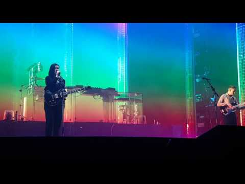 Loud Places + On Hold by The XX @ Brixton Academy 10th March 2017