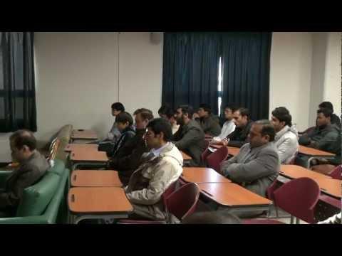 Mawlud-un-Nabi congregation in Sejong University Part 2