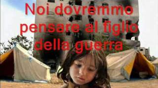 The Cranberries - War child (Italian translation)