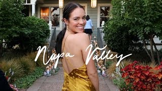 MY TRIP TO NAPA VALLEY