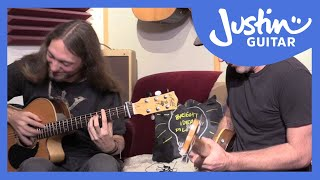 Mike Dawes & Justin - Danger Zone - Fun little jam