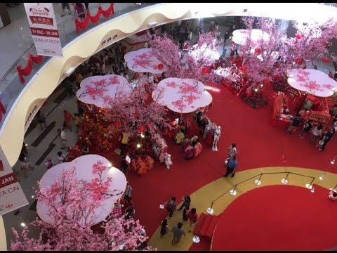 Sunway Velocity Mall, new shopping mall in Kuala Lumpur, Cheras