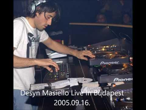 Desyn Masiello-Live In Budapest 2005.09.16.