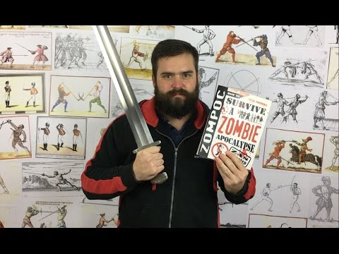 Best Sword for the Zombie Apocalypse?