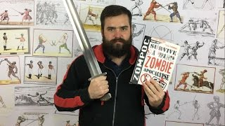 Video Best Sword for the Zombie Apocalypse? download MP3, 3GP, MP4, WEBM, AVI, FLV Juli 2018