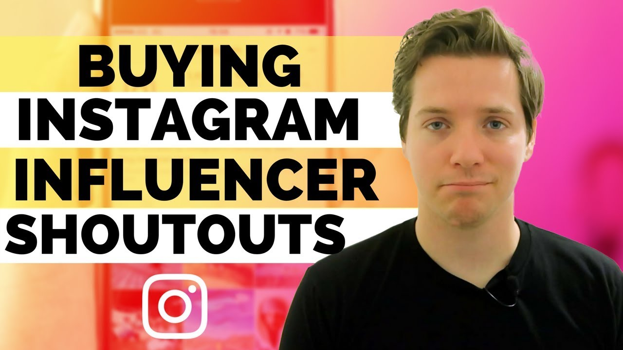 I Bought 6 Shoutouts From Instagram Influencers Marketing Experiment Shoutcart Review