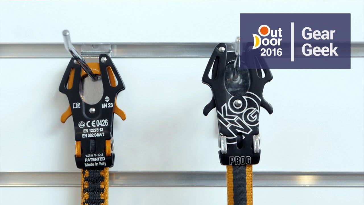 Kong Quickdraw Aids | Outdoor 2016