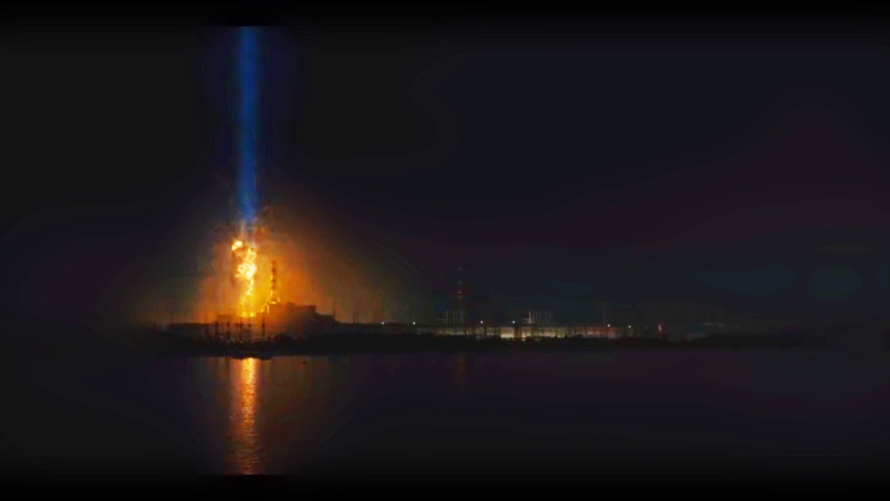 Download The moment of Explosion | Scenes from Chernobyl series