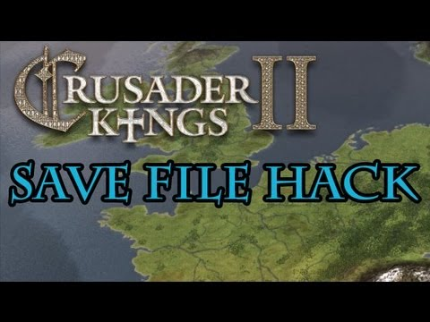 Crusader Kings 2 How to Edit Save File