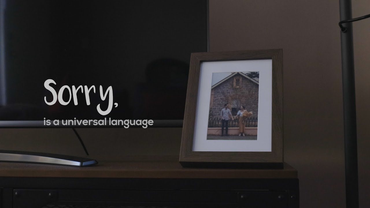 SORRY, is a universal language_My Rode Reel 2020