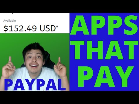 Best Apps - Free PayPal Money (How To Make Money Online In 2020)