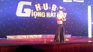 Bà tôi - Bùi Hoàng Trang - Guitar HUBT