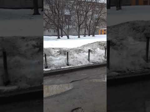 Екатеринбург, Белинского, 188. Двор и дом. Yekaterinburg, Russia, Belinsky Street, 188