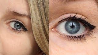 Comment je fais mon trait d'eyeliner ! Thumbnail