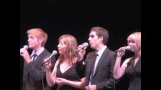 Baroque  - Pacific Standard Time Vocal Jazz Concert - Nov. 17, 2012