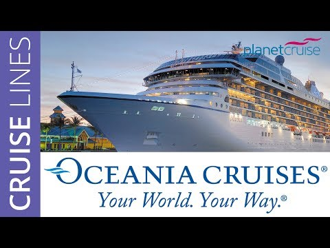 Oceania Cruises, Pillars of Excellence | Planet Cruise