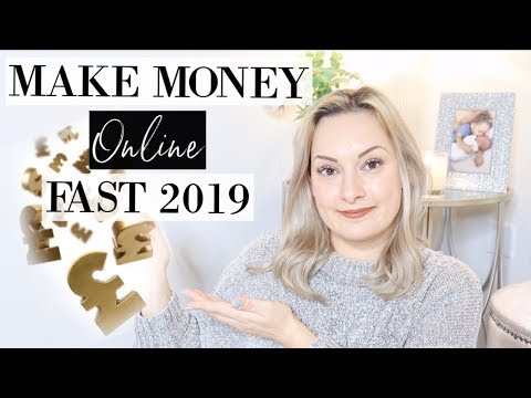 How to make extra money fast uk