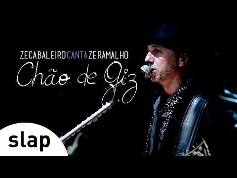 Zeca Baleiro - Zeca Baleiro Canta Zé Ramalho - Chão de Giz (DVD Completo)