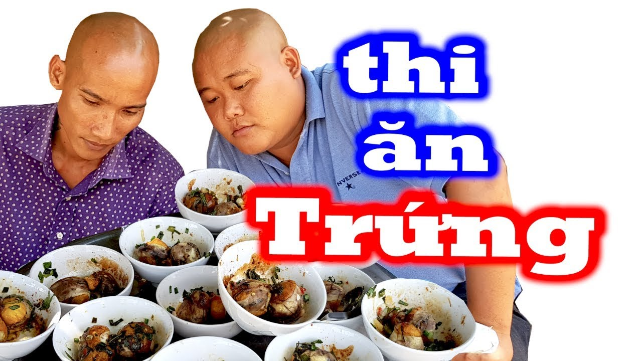 🥣Thi Ăn Trứng Vịt lộn Nướng Muối Ớt Và Cái Kết Đắng Cho Người Thua Cuộc | Sơn Dược Vlogs #533