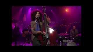 "Esperanza Spalding - ""Jazz Ain't Nothin But Soul"""