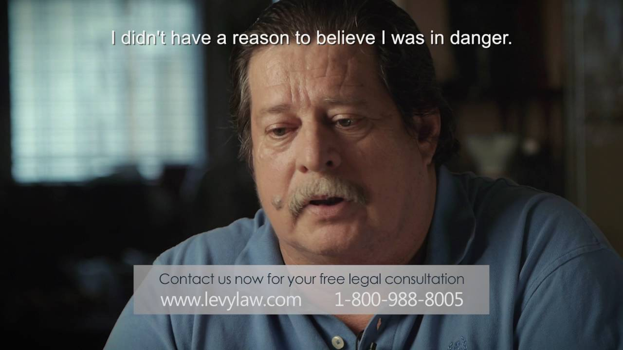 Mesothelioma Patient Praises His Asbestos Lawyers