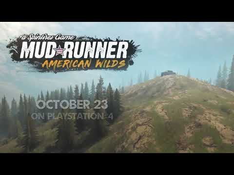 Mudrunner - American Wilds - Video