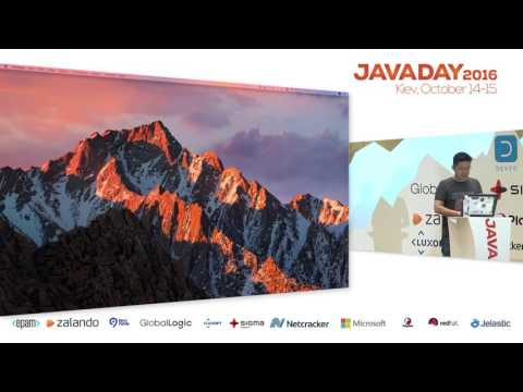 JavaDay Kyiv 2016: Effective and Clean Java Code? Tips and Tricks from the Real World (Edson Yanaga)