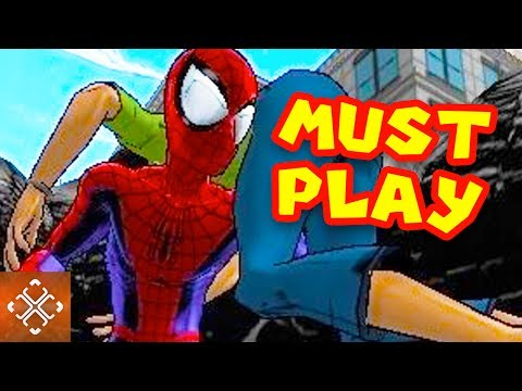10 Underrated Superhero Video Games Everyone Needs To Play - 동영상