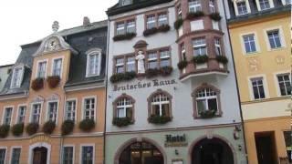 Center Hotel Deutsches Haus in Mittweida / Chemnitz