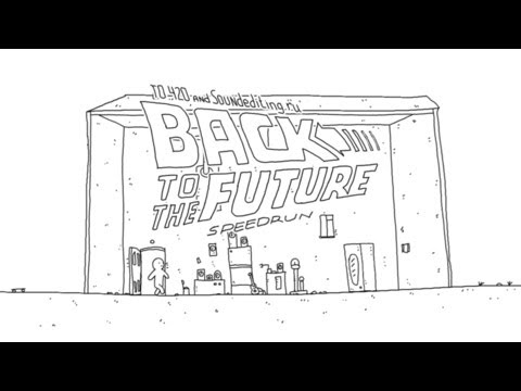 Спидран: Назад в будущее I за 60 секунд