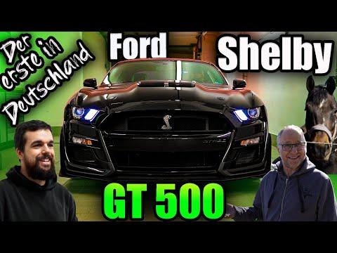 Geigercars - Ford Mustang Shelby GT500 2020! Erstkontakt