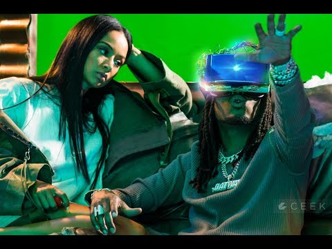 "Quavo's ""Bubblegum"" Video Was Inspired By CEEK's Sleek VR Gear 