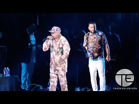 French Montana Brings Out Nengo Flow at Puerto Rico Benefit Concert
