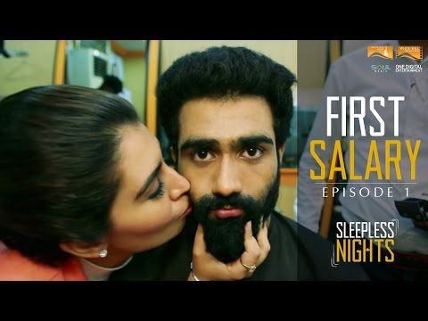 Sleepless Nights | S01 | EP01 of 07 - The First Salary | Punjabi Web Series | White Hill Production