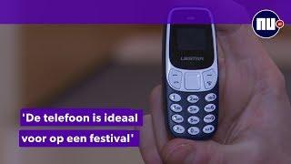 Minitelefoon van 14 euro lijkt op Nokia 3310 - Prul of praal? #38