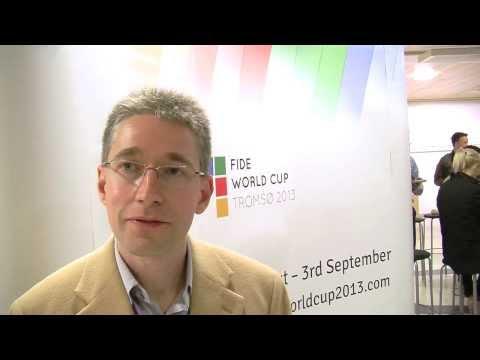 World Cup 2013: Michael Adams