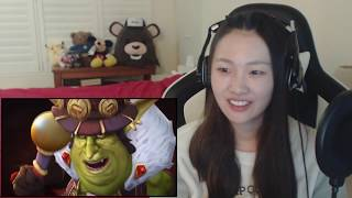 World of Warcraft Legion Ending Cinematic Reaction (Horde and Alliance Epilogue) | Hachan Reacts